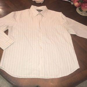 Perry Ellis Long sleeve dress shirt